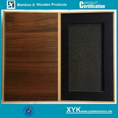 Wooden box packaging, gift box, gift case