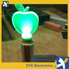 Apple mini USB Light, OEM Colorful Bulb