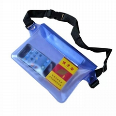Waterproof bag, transparent bags
