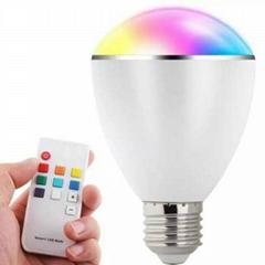 Control Smart LED Bulb