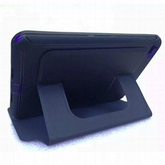 Custom iPad mini cover stand case, Tablet PC leather case