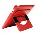 360 rotation hand-belt cover iPad cases