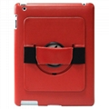 360 rotation hand-belt cover iPad cases