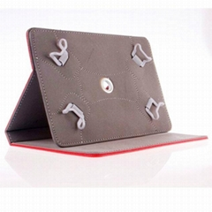 7 inches tablet PC universal leather case