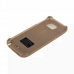 External battery case for Samsung galaxy s6 power case