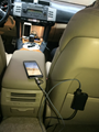 Road PowerX: 4-Port Passenger Car Charger
