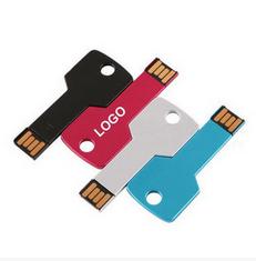 Promotional gift USB flash Disk, metal key U disk (Hot Product - 1*)
