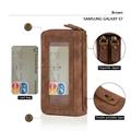 Smart phone handbag leather multiwallet case