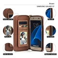 Smart phone handbag leather multiwallet case