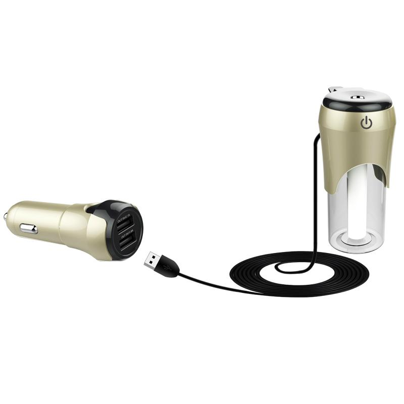 Car Charger Humidifier 1