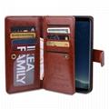 Multiwallet case detachable phone case
