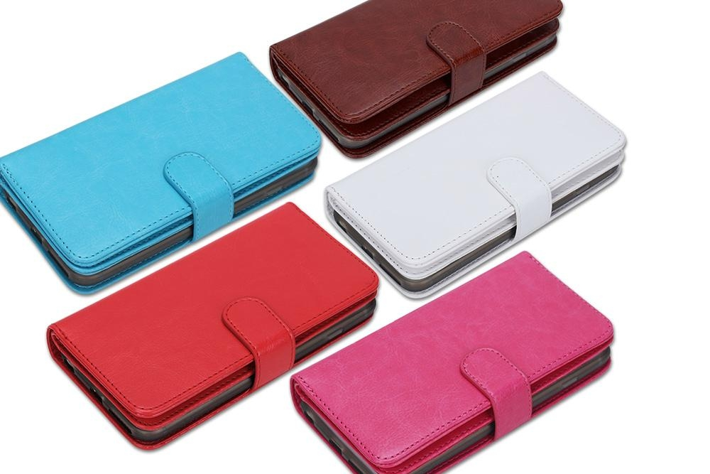 Multiwallet case detachable phone case with many card slots