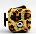 Fidget cubes toy with coded lock