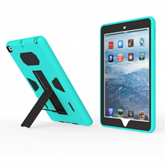 3 In 1 silicone stand New iPad case holder