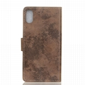 Leather iPhone X wallet cases