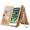Leather handbag phone case