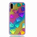 Rainbow Electroplated iPhone X
