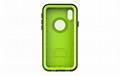 Ultra slim stand iPhone X waterproof case