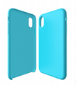 iPhone X Liquid Silicone Case