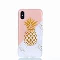 Apple iPhone X TPU Marble Case Cheap