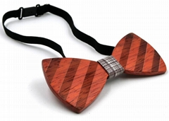 Original designs wooden bow ties