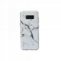 IMD Samsung Galaxy S8 Glossy Soft Marble TPU Case 5