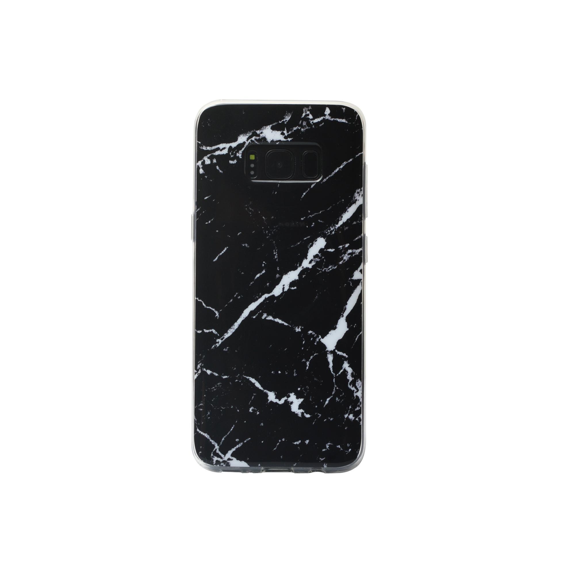 IMD Samsung Galaxy S8 Glossy Soft Marble TPU Case 7