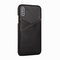 iPhone X Case Retro Matt Card Slot