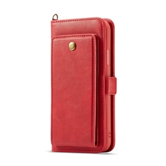 Combined magnetic smart mobile case multiwallets for iPhone Xs Max