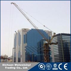 Luffing tower crane D120