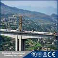 Luffing tower crane P100