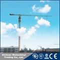 Luffing tower crane P125