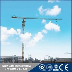 Luffing tower crane P200