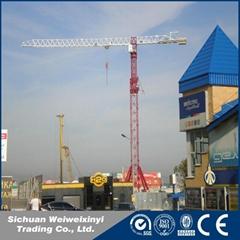 Luffing tower crane P360