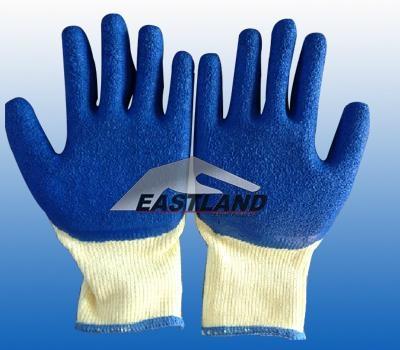 Labor Safety Latex Coated Nylon Gloves 3