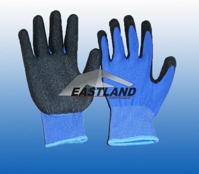 Labor Safety Latex Coated Nylon Gloves 5