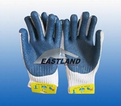 Labor Safety Laminated Cotton Gloves