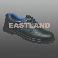 Labor Safety PU Outsole Anti-smashing Shoes