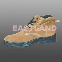 Labor Safety Rubber Outsole  Shoes