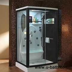 U-Bath new 2014 fashionable steam shower; shower room UB-2007 CE
