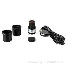 5.0 Mega Pixel USB Still Photo & Live Video Microscope Imager Digital Camera 5MP