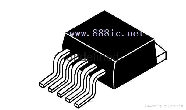 80V電動車控制器供電IC 3