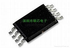 2.8V至6V轉3V1A電流86%效率昇降IC