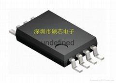 9V至28V转12V3A电流86%效率升降压芯片