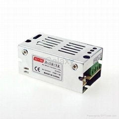 AC 110V 220V TO DC 12V Regulated Transformer Power Supply For LED Strip Light