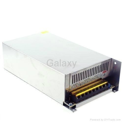 AC 110V 220V TO DC 12V Regulated Transformer Power Supply For LED Strip Light 3