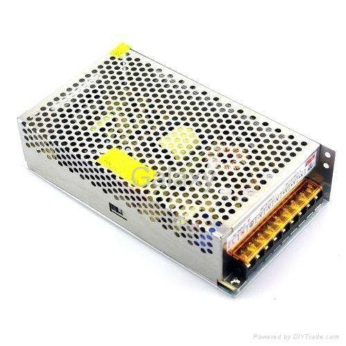 AC 110V 220V TO DC 12V Regulated Transformer Power Supply For LED Strip Light 5