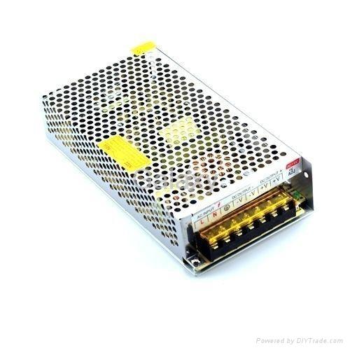 AC 110V 220V TO DC 12V Regulated Transformer Power Supply For LED Strip Light 6