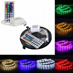 waterproof  strip 12V  RGB  5050-60LED