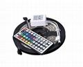 waterproof  strip 12V  RGB  5050-60LED    5